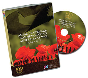 ANZAC Day 2015 dvd